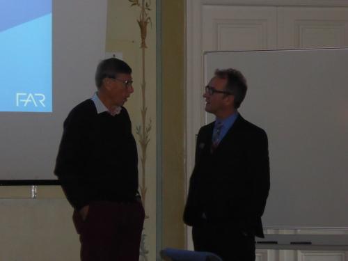 Jörgen & Bengan pratar