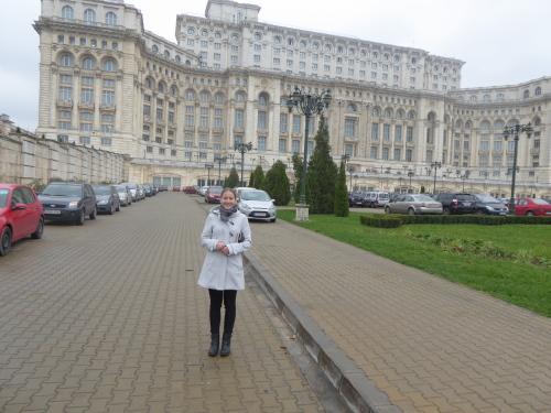 Zsuzsanna -Parlamenten i Rumänien